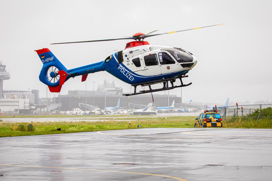 Plötzlich aus dem Schlaf gerissen: Der Helikopter-Lärm sorgte bei einigen Bürgern für Unmut. (Symbolbild)