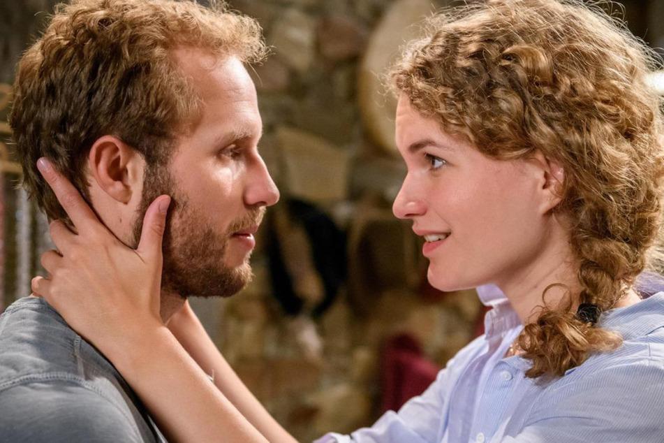 Florian eröffnet Maja, dass er nicht mit ihr zusammen sein kann.
