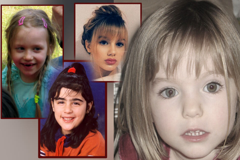 Maddie leider kein Einzelfall: Die traurige Liste teils noch immer verschollener Mädchen