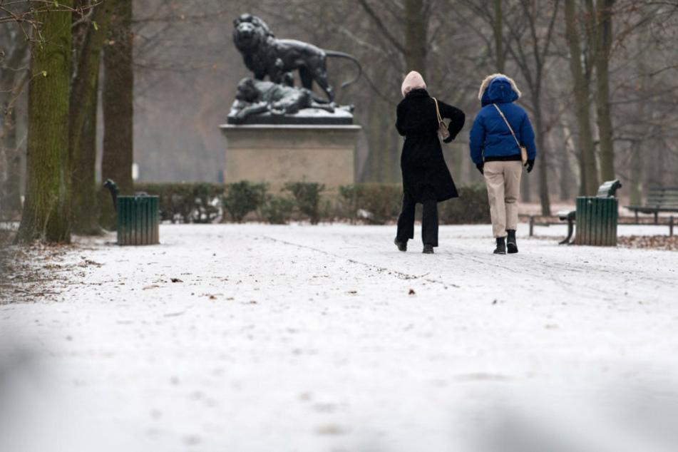 Wettervorschau: Es wird kurzeitig winterlich weiß in Berlin und Brandenbrug
