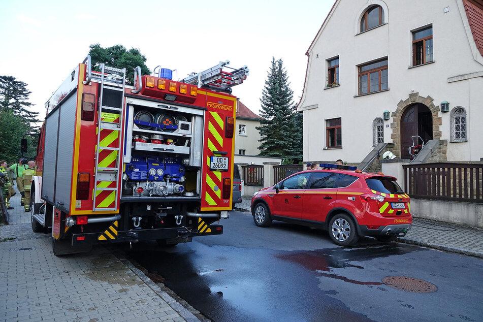 Nachdem der Brand gelöscht und der Keller belüftet wurde, konnten die Mieter wieder in ihre Wohnungen zurückkehren.
