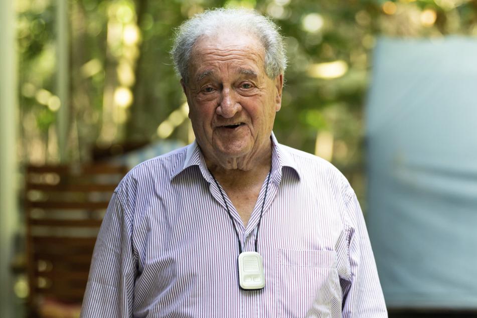 Buterfas ist einer der letzten Zeitzeugen des Holocaust.