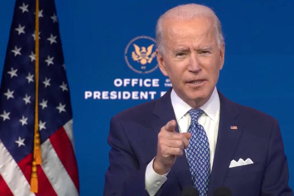 Biden challenges Trump ahead of crucial Georgia Senate runoff elections