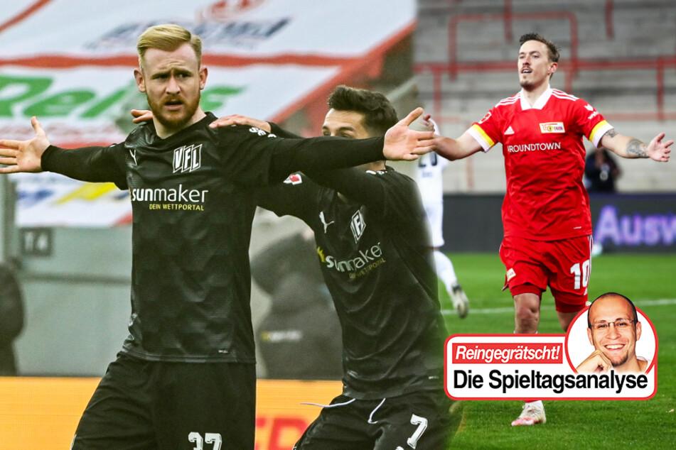 Fußball-Kolumne: Das sind die Überraschungsteams in Deutschlands Profi-Ligen