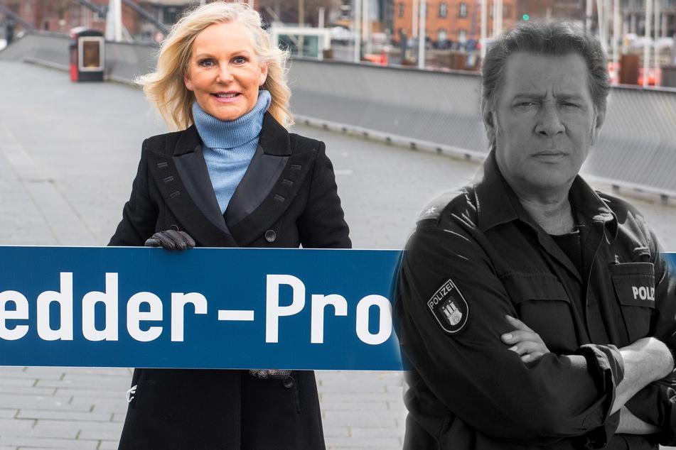 Neuer Name zum Todestag? Jan-Fedder-Promenade an der Elbe