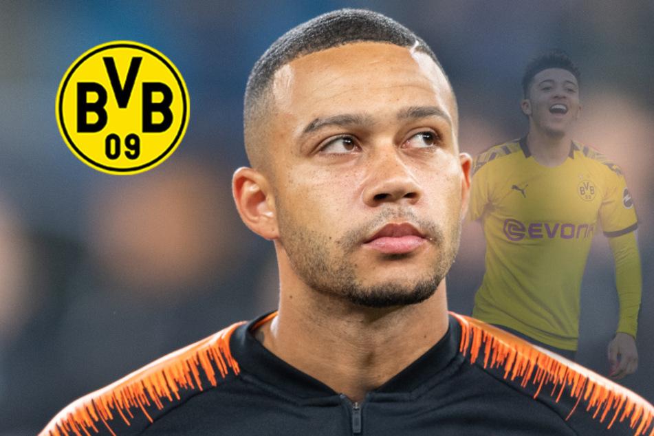BVB mit Holland-Granate für Sancho? Dortmund an Depay dran!