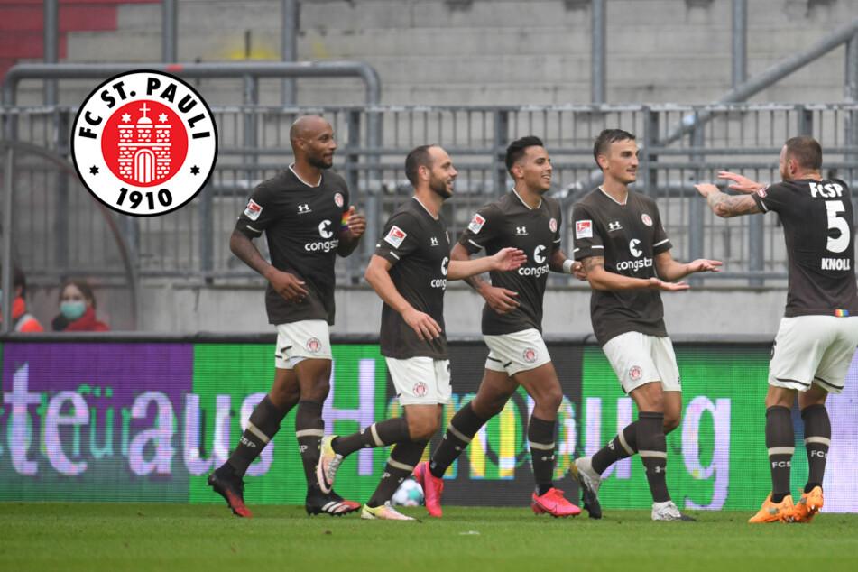 Pokal-Blamage vergessen: Gute Laune beim FC St. Pauli nach Heidenheim-Sieg