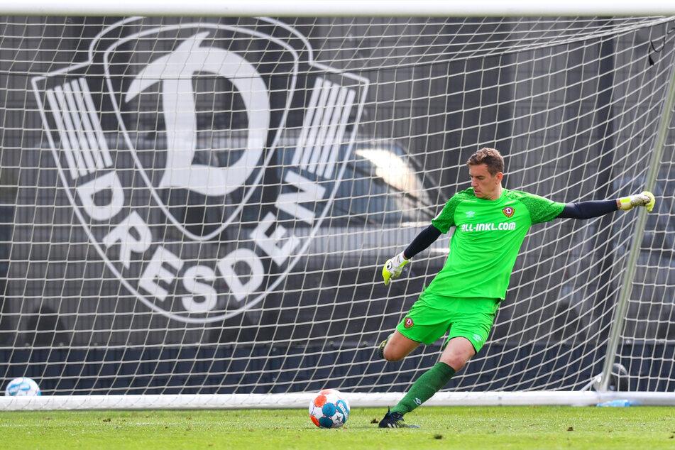 Anton Mitryushkin (25) lieferte im Test gegen die Hertha eine solide Leistung ab, war beim Gegentreffer allerdings machtlos.
