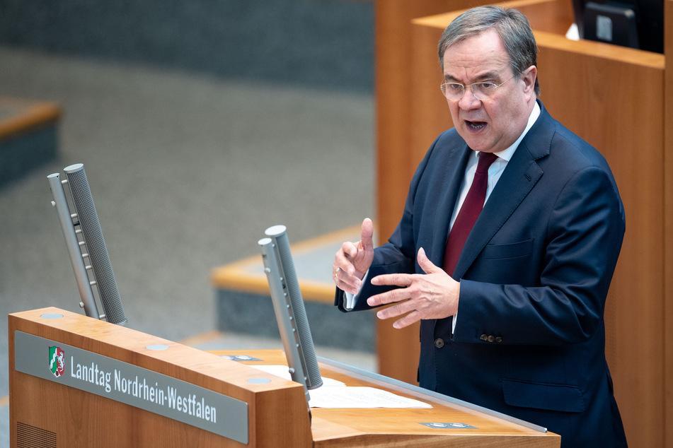 Unions-Kanzlerkandidat Armin Laschet (60, CDU) hält die aktuelle Corona-Politik nicht für ein geeignetes Zukunftskonzept.