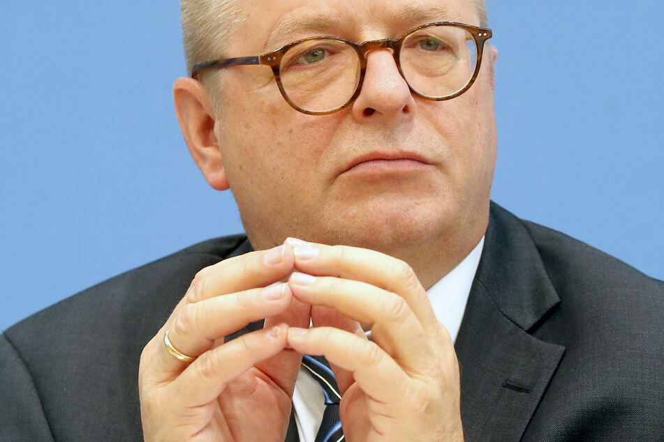 Thomas Haldenwang, Präsident des Bundesamtes für Verfassungsschutz.