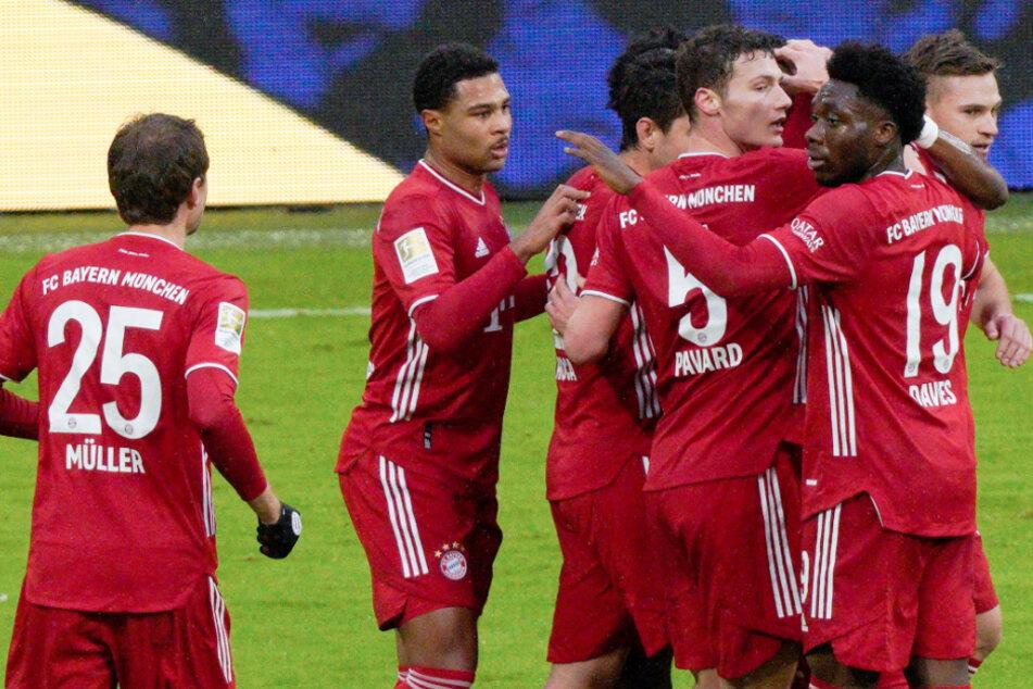 Revanche! Der FC Bayern München konnte sich für die Niederlage in der Hinrunde rächen und die TSG 1899 Hoffenheim klar bezwingen.