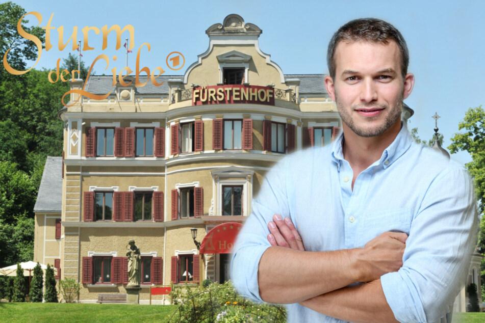 """Florian Frowein ist derzeit in der 16. Staffel Sturm der Liebe in der Hauptrolle des """"Tim Saalfeld (adopt. Degen)"""" zu sehen."""