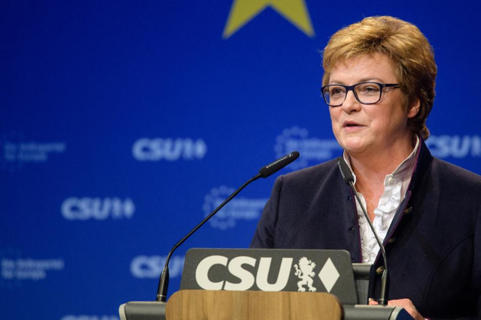Die CSU-Europaabgeordnete Monika Hohlmeier ist an Covid-19 erkrankt. (Archiv)