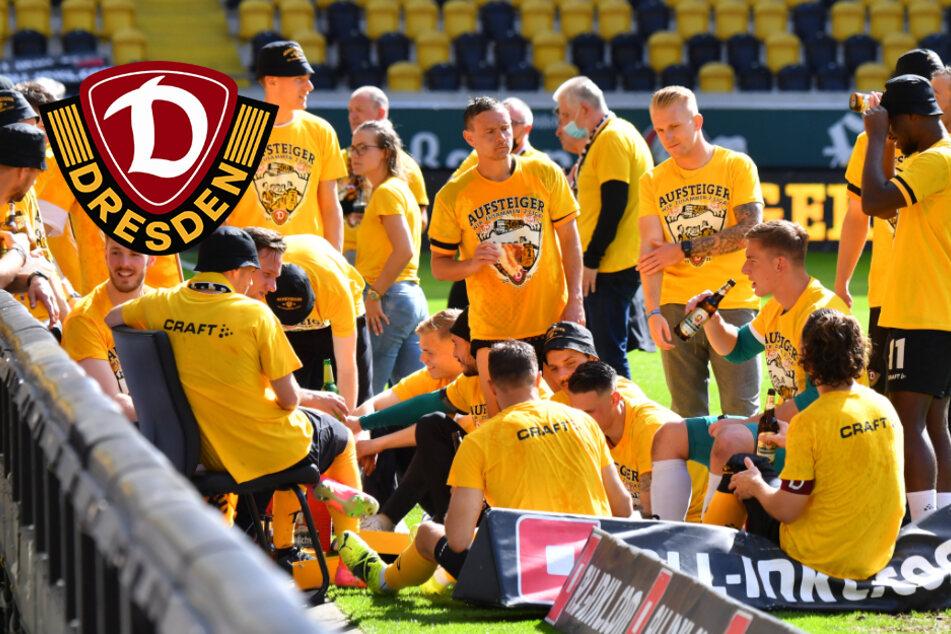 Dynamos Saison im Eiltempo: Pokaltriumph, schwerer Start, volles Risiko, Meisterleistung