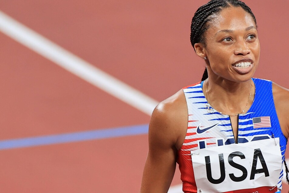Olympics: Allyson Felix makes even more history on the track as one of history's most-decorated athletes