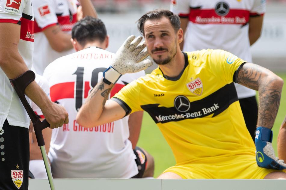 Jens Grahl war bisher der Ersatztorhüter von Ligarivale VfB Stuttgart.