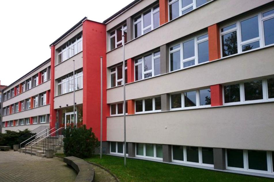 Die 30. Oberschule in der Inneren Neustadt.