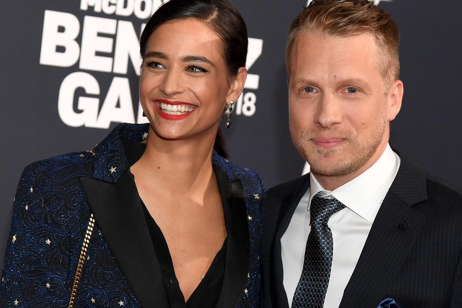 Amira Pocher (28) und ihr Mann Oliver Pocher (43) sind verheiratet und haben zwei Kinder.