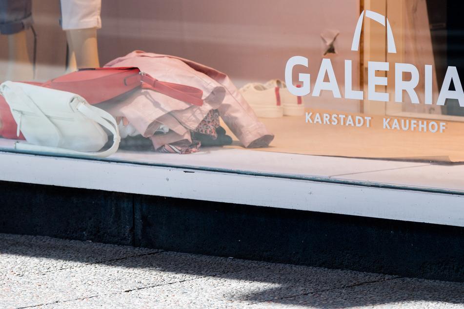 Auf die Warenhauskette Galeria Karstadt Kaufhof kommen schwere Zeiten zu. (Symbolbild)
