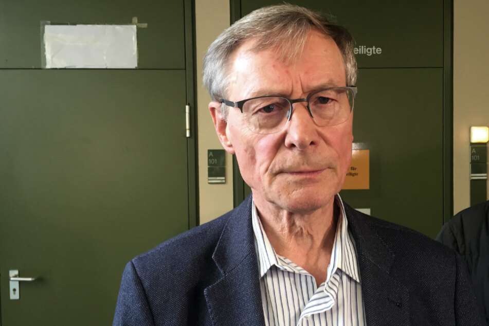 Nebenkläger Günter Neubauer: Sein Bruder war eines der mutmaßlichen Opfer von Grzegorz W.