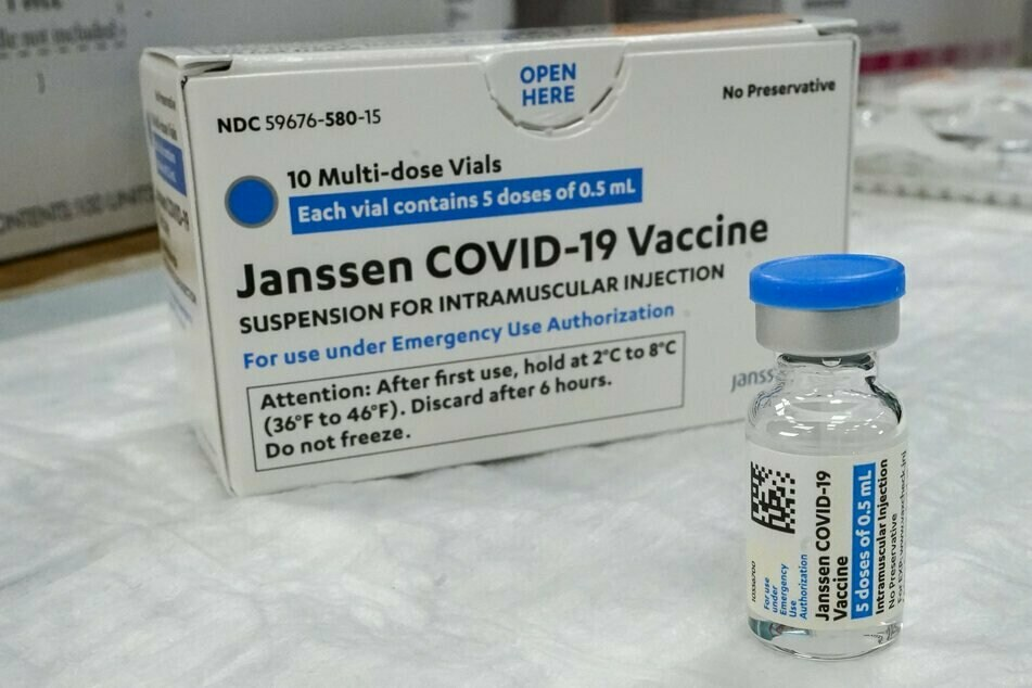 Der Vektorimpfstoff von Johnson & Johnson erreicht nach nur einer Spritze den vollen Impfschutz. (Archiv)