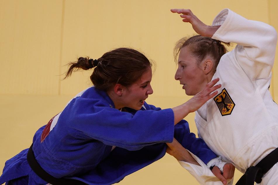 Irre Olympia-Methode: Trainer gibt deutscher Judo-Kämpferin Ohrfeigen!