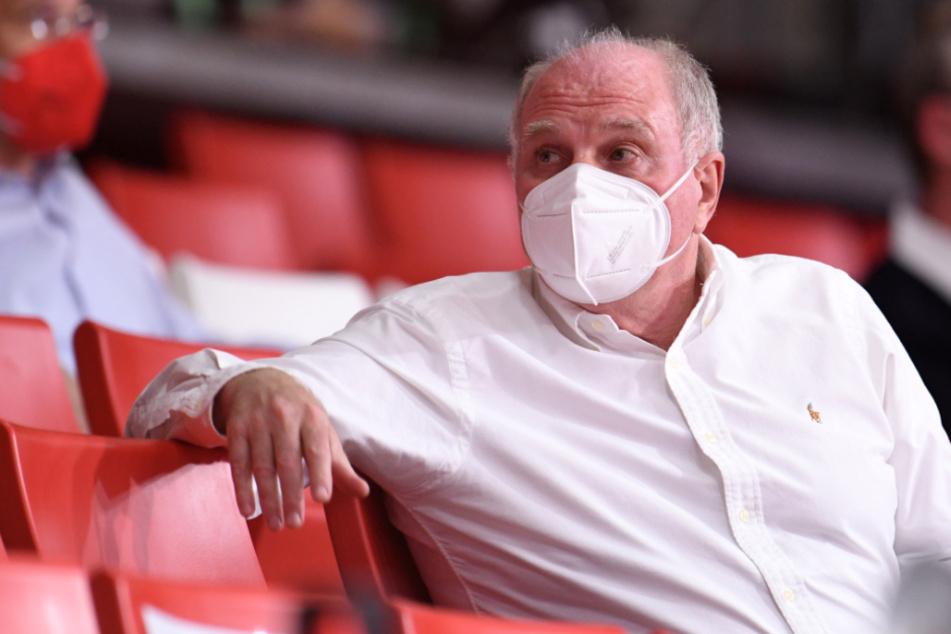 Uli Hoeneß (69) hält Hansi Flick für den idealen Bundestrainer.