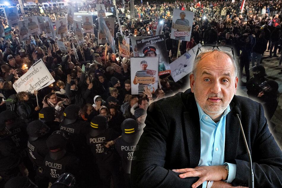 Leipziger Demo-Chaos: Heute Sondersitzung des Rechtsausschusses