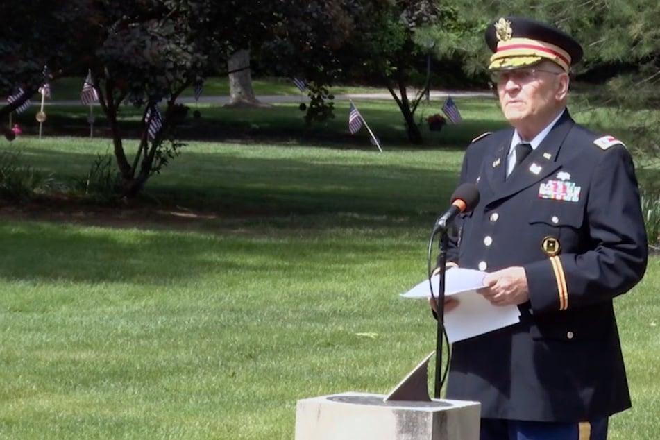 Ohio veteran has his mic cut during speech on Black people's role in origins of Memorial Day