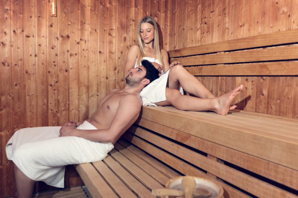 Saunabetrieb ist ab Samstag wieder möglich - allerdings nur Trockensaunen ohne Aufguss.