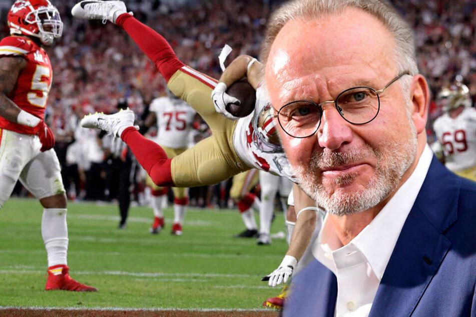 """""""Super Bowl"""" für Champions League? Rummenigge bringt neuen Modus ins Spiel"""