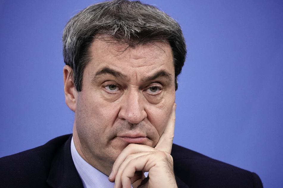 Markus Söder (CSU), Ministerpräsident von Bayern und CSU-Vorsitzender.