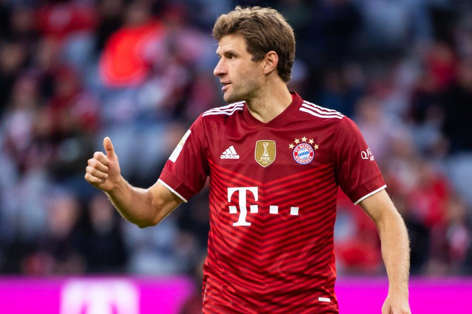 Thomas Müller (31) vom FC Bayern München geht nach seiner Adduktorenverletzung von einem schnellen Comeback aus.