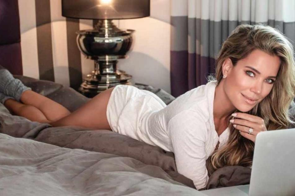 Unten ohne! Sylvie Meis plant Marathon im sexy Outfit