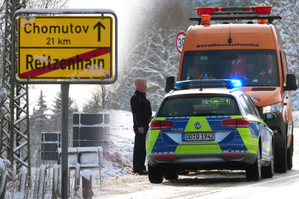 Testpflicht für Pendler an tschechischer Grenze: Wie kontrolliert die Polizei das?