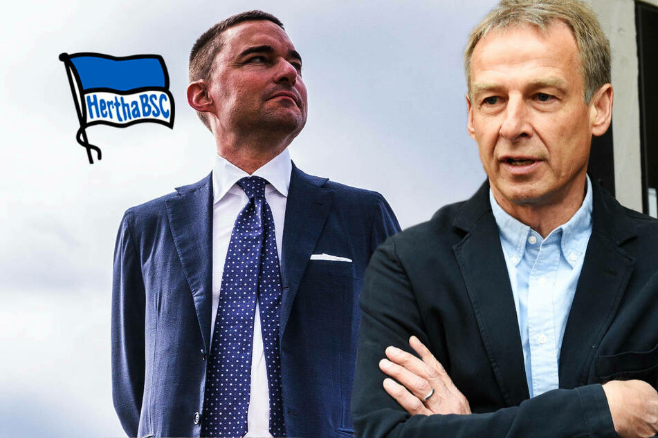 "Weiter Windhorst-Kritik an Klinsmanns Hertha-Abgang, aber auch ""viele Impulse"""