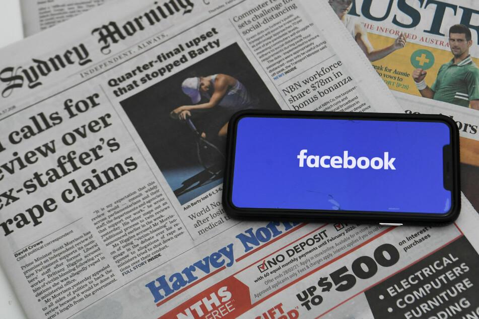 Riesen-Skandal in Australien: Facebook sperrt Nachrichten- und Behördenseiten!