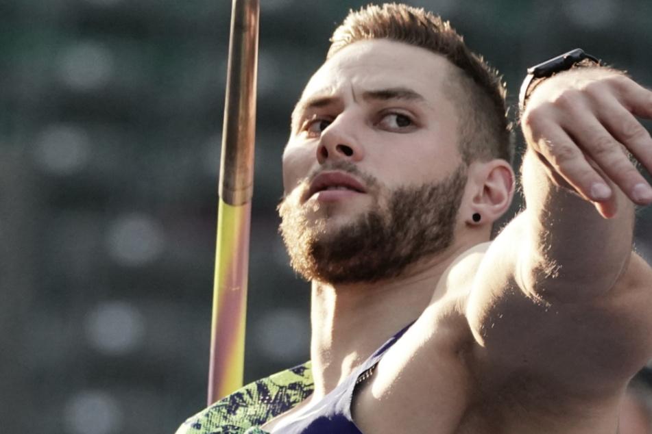 Speerwerfer Vetter will nach Mega-Wurf Olympia-Gold angreifen