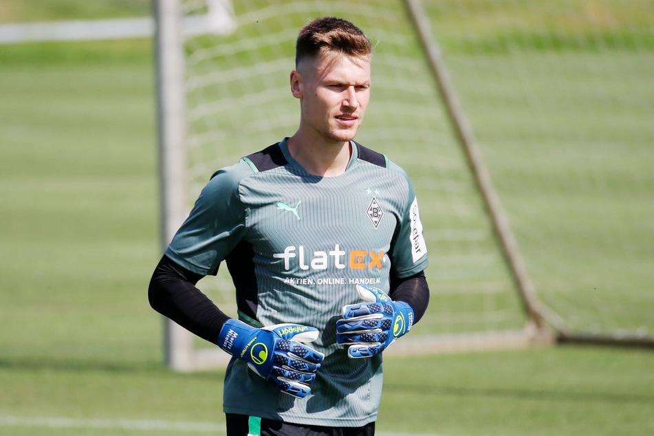 Moritz Nicolas (23) wurde an Viktoria Köln ausgeliehen. Dort soll der Keeper Spielpraxis bekommen.