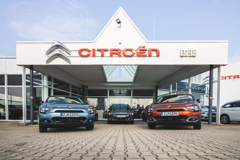Zwickauer Autohaus gibt neues Auto für zwei Tage kostenlos raus!