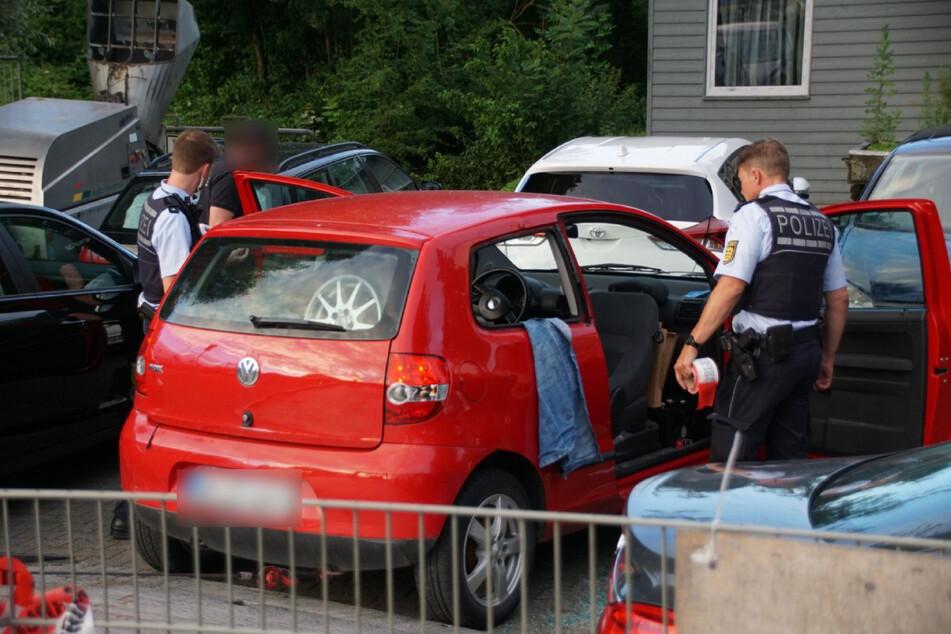 Rettungshubschrauber muss in Kirchheim landen: Mann durch Autoscheibe geschleudert