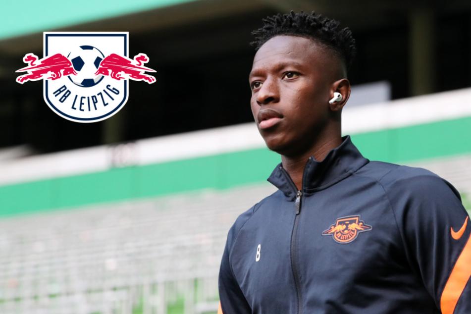 """Haidara bleibt noch lange bei RB Leipzig: """"Weiter Geschichte schreiben"""""""