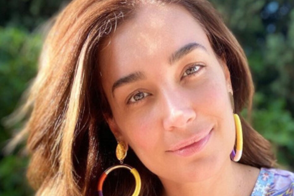 Die TV-Moderatorin Jana Ina Zarrella (43).