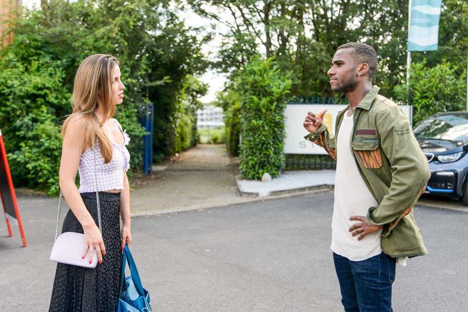 Chiara will verhindern, dass ihr One-Night-Stand mit Mo ans Licht kommt. Doch er würde seiner Ex Lucie gern von dem Sex erzählen, um sein Gewissen zu beruhigen.
