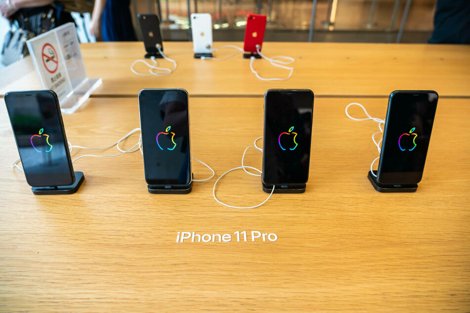 The iPhone 11 model has issues with its display model.
