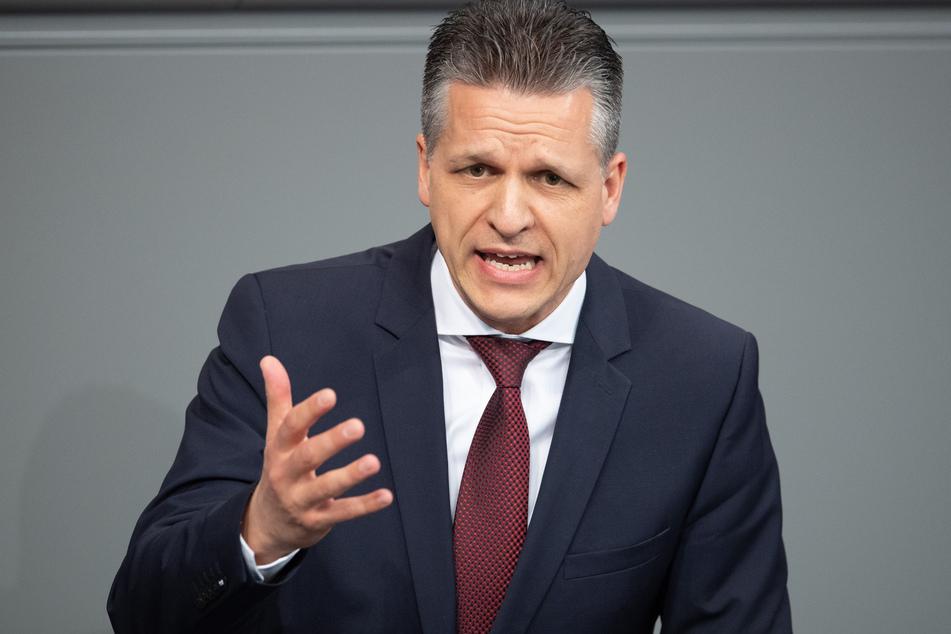 Laut dem Unionsfraktionsvize Thorsten Frei (47, CDU) wird kommende Woche die