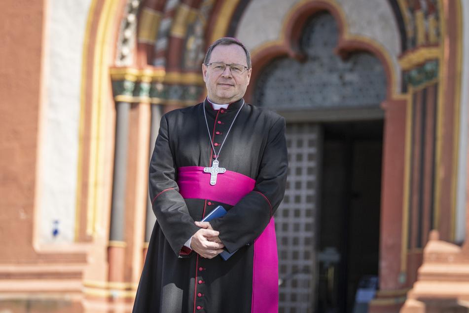 Georg Bätzing, der Vorsitzende der Deutschen Bischofskonferenz glaubt an die Chance der Krise.
