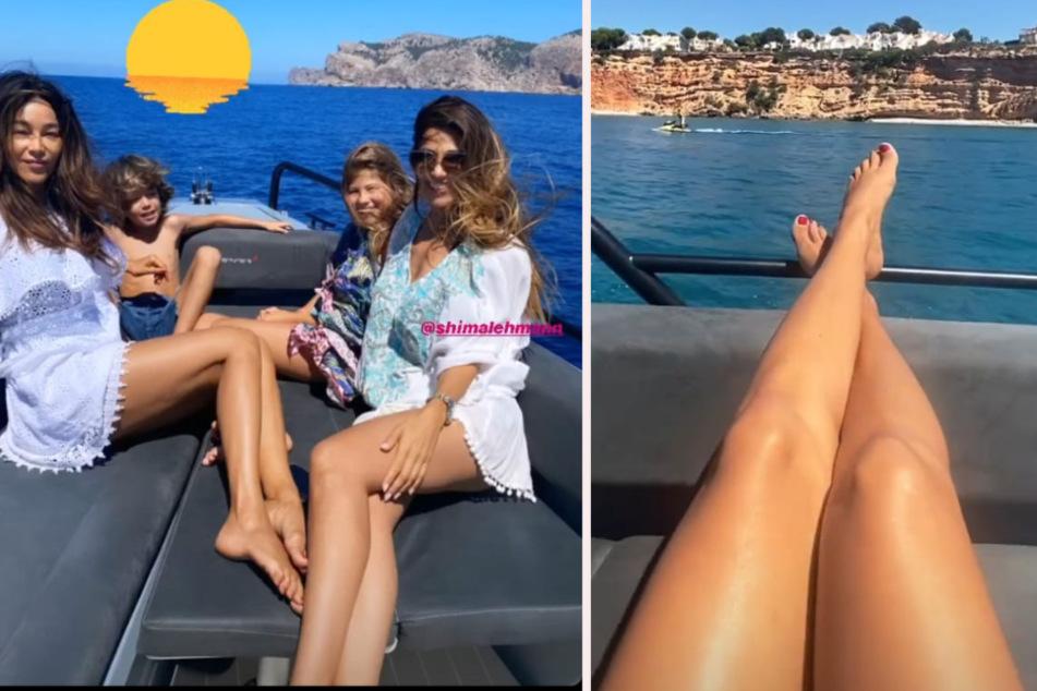 Sommer, Sonne, Bikini: So heiß grüßen Promi-Ladies aus dem Urlaub