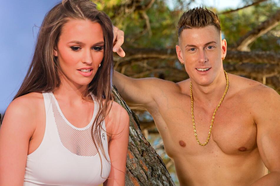 """Promis unter Palmen""-Calvin onaniert zu Lauras Playboy-Fotos"