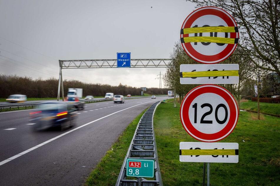 Auf diesen Autobahnen gilt ab Montag Tempo 100!